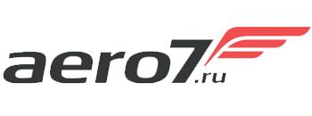 Aero7.ru - дешевые авиабилеты